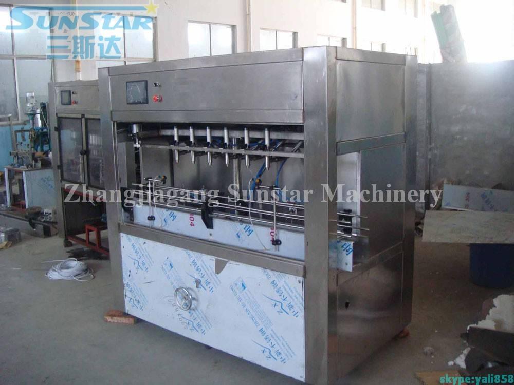 Bottled Olive/Soybean Oil Machine/Plant(500-600BPH for 5L)