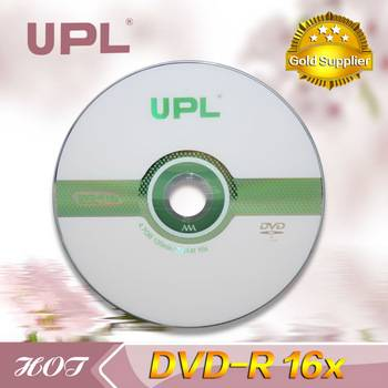 DVDr blank disc