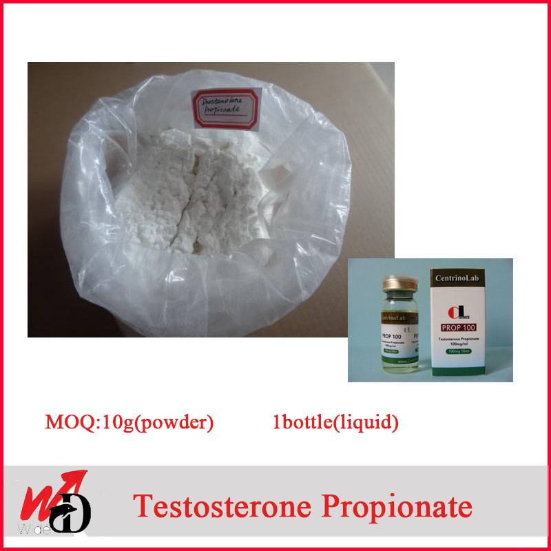 Weight Loss Raw Steroid Hormone Testosterone Propionate Powder