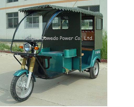 Electric Tricycle/Electric Three Wheeler/Battery Operated Three Wheeler