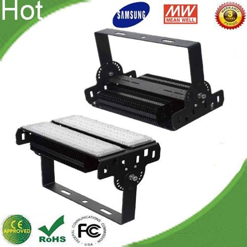 Factory price High power External  Driver Samsung SMD 3030 100W Led Tunnel Flood Light
