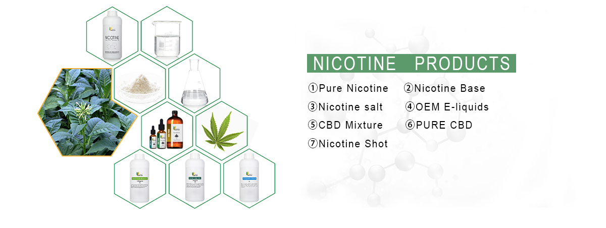 E-liquid pure nicotine 990mg/ml