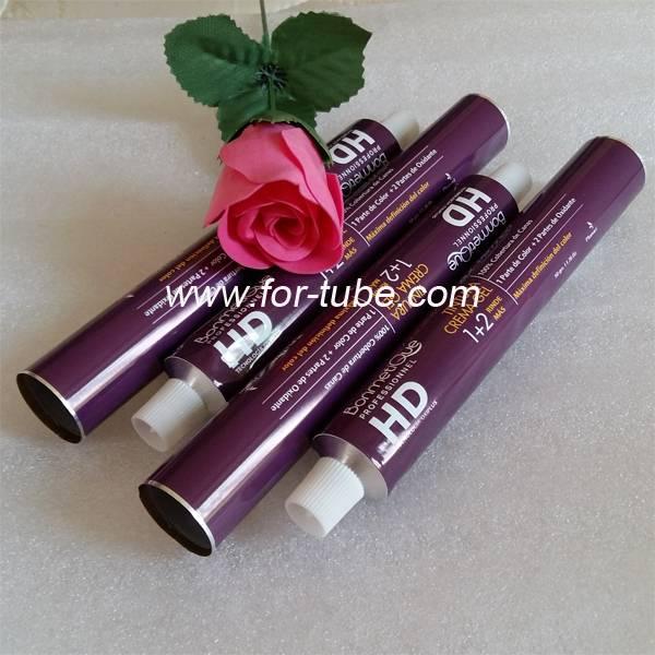 aluminum tube with membrane