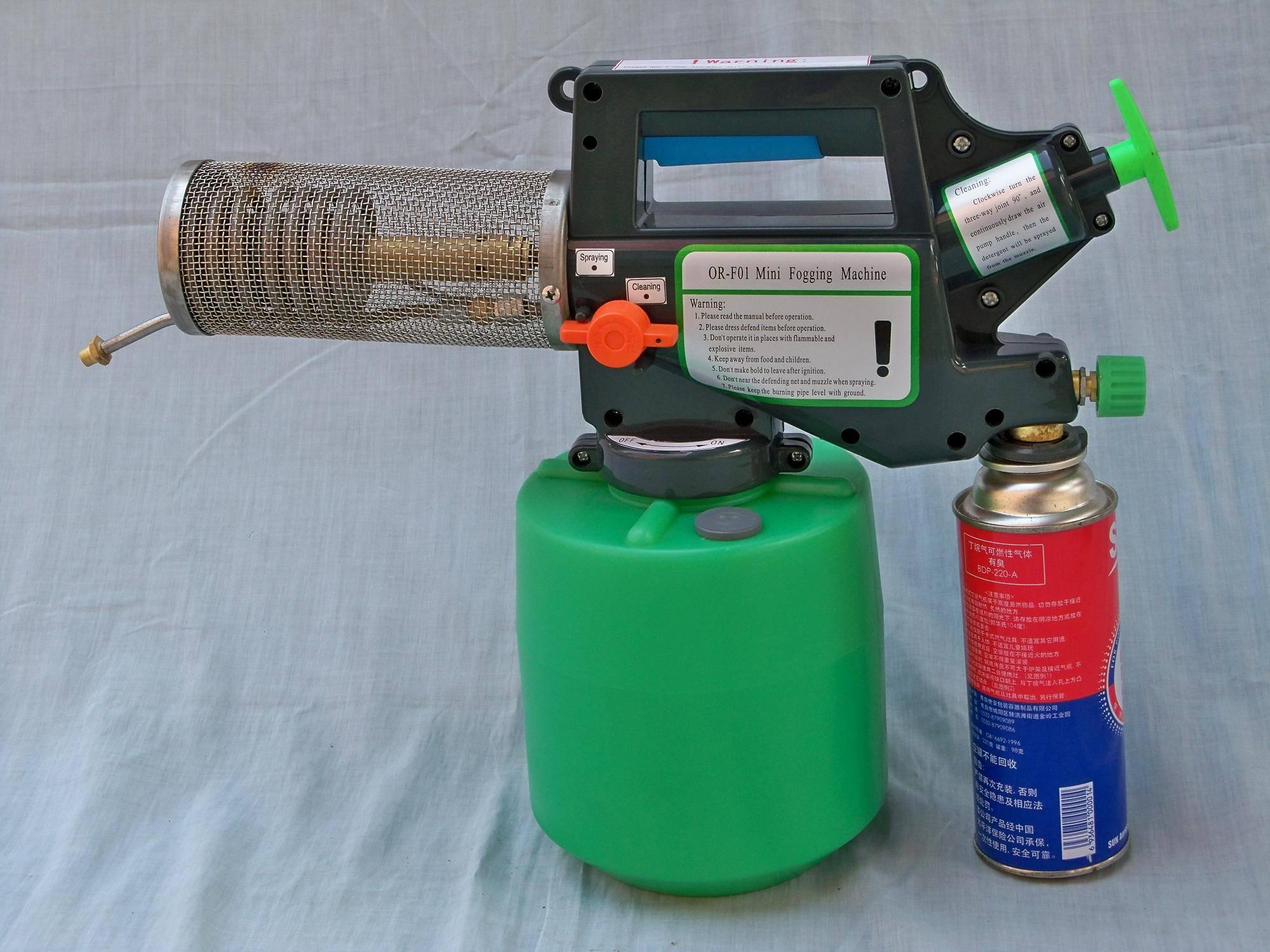 Aerosol fogger(OR-F01 Gas fogger/Aerosol sprayer) for bug killer