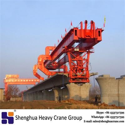 Top quality 600T full span launching gantry good manufacturer