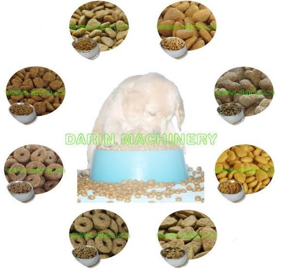 dog food extrusion machine, pet food maker machinedog/cat used