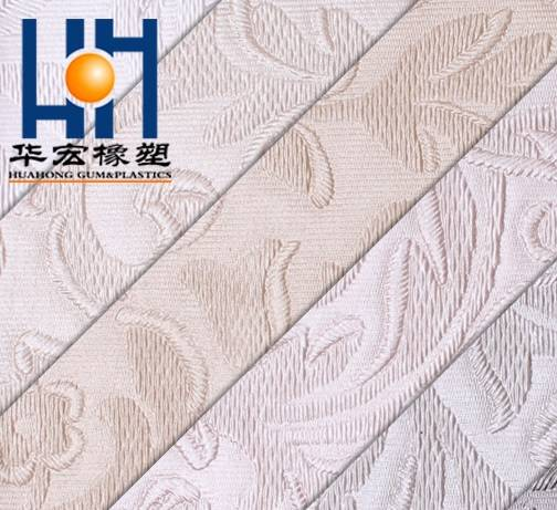 3D wallpaper for home decoration/pvc leather