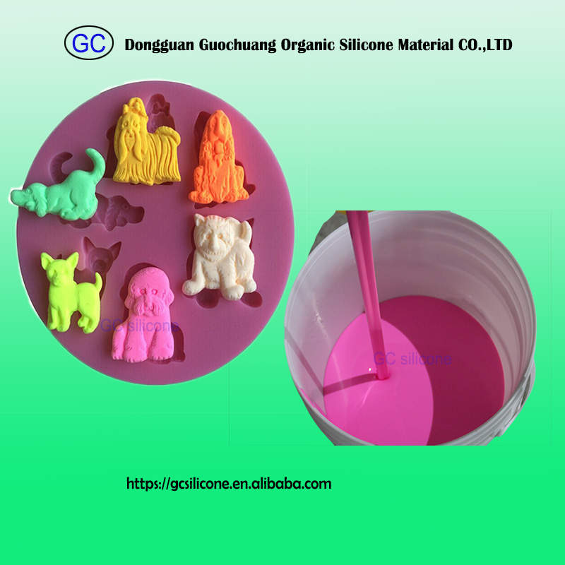 candy mold making fda rtv2 liquid silicone rubber