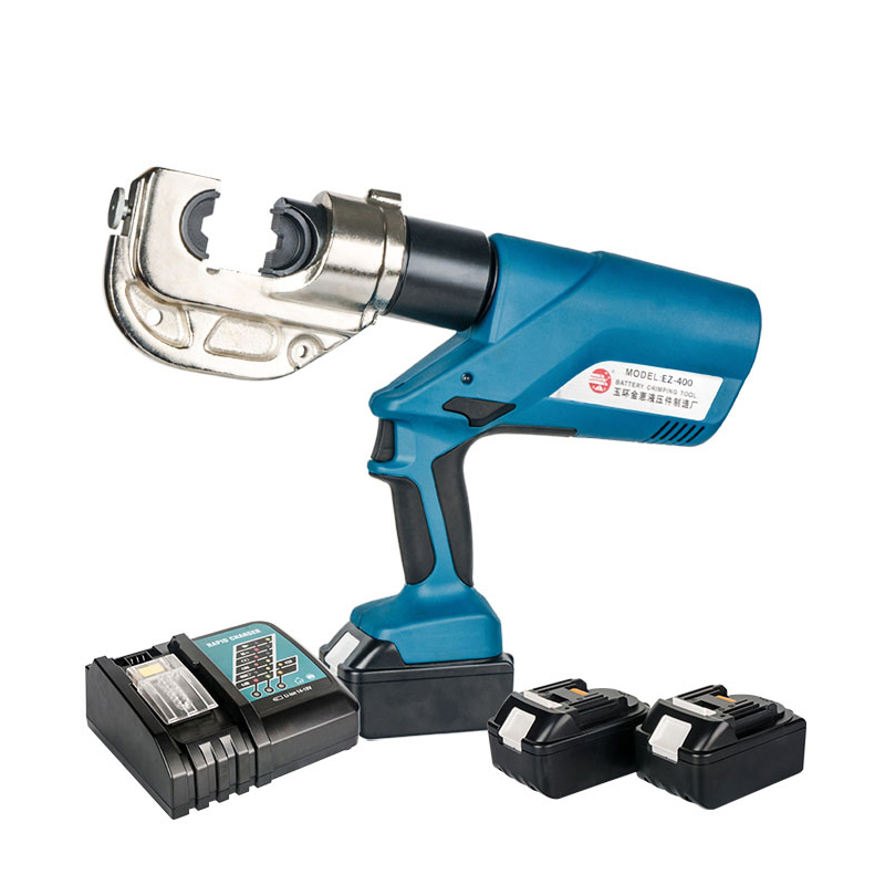 EZ-400 hydraulic battery cordless crimping tool for terminal