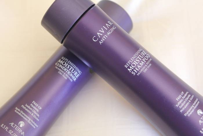 Alterna Caviar Anti-Aging Red Shampoo
