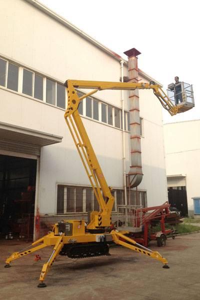 Crawler mounted 18m