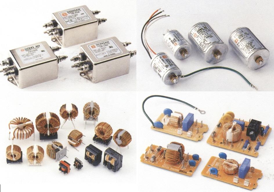 EMI / EMC Noise Filters