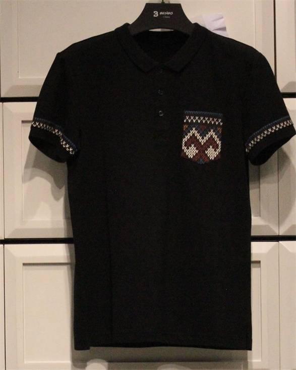2016 BENBO New Design Summer Casual Short SleeveT-shirt for Men