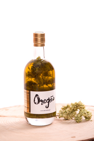 Devotion - Olive Oil Flavored with Oregano from Portugal
