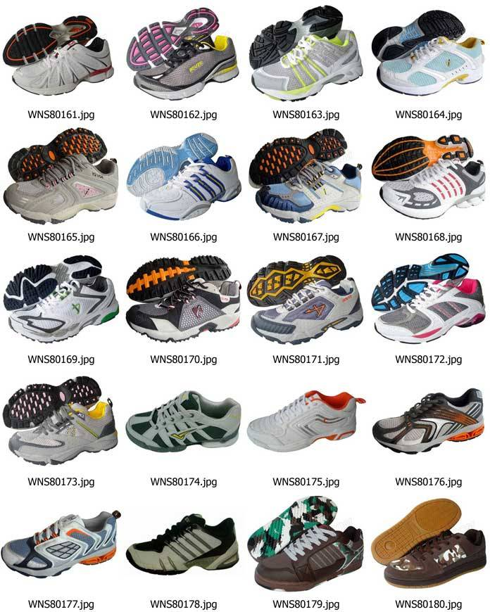 sneakers (sports shoes, running shoes, tennis shoes, walking shoes, casual shoes, hiking boots, athl