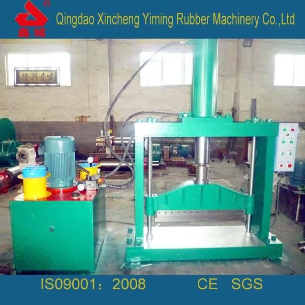Rubber Bale Cutter,Vertical Rubber Cutter,Vertical Rubber Cutting Machine
