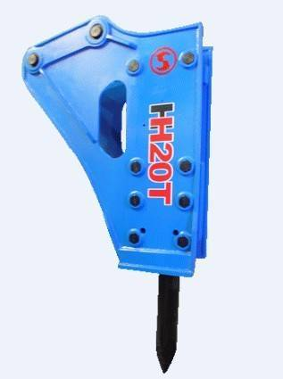 ATLAS brand HH25T hydraulic breaker