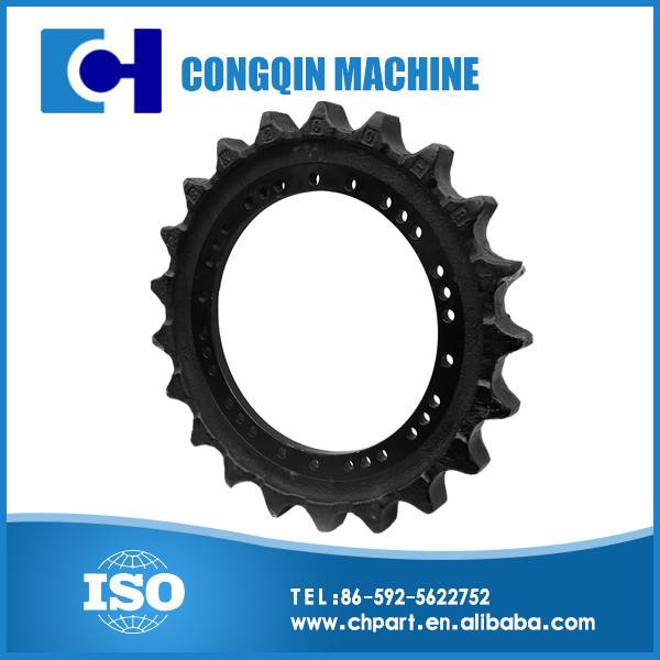 CONQGIN sprocket roller for excavator parts