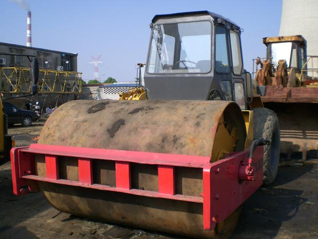 Used Dynapac road roller ton CA30 CA25 CA35 for sale