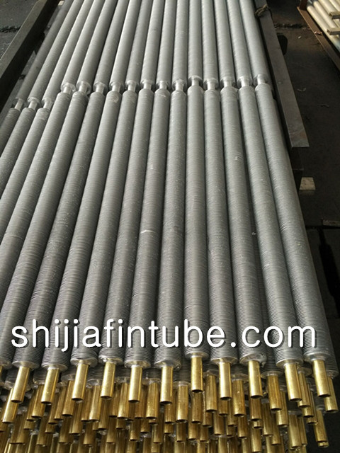 SHIJIA SJ-26 Extruded Fin Tube
