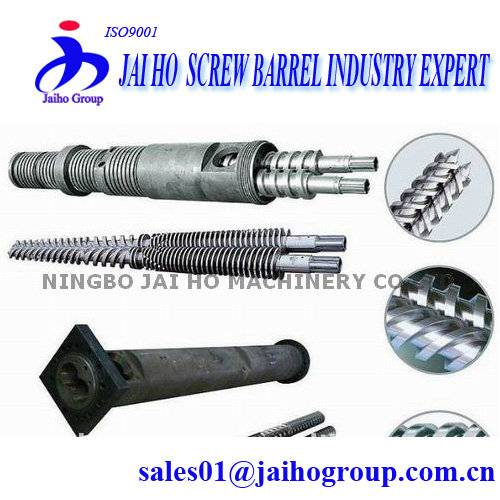 Plastic Extruder Machine Cpvc Screw Barrel