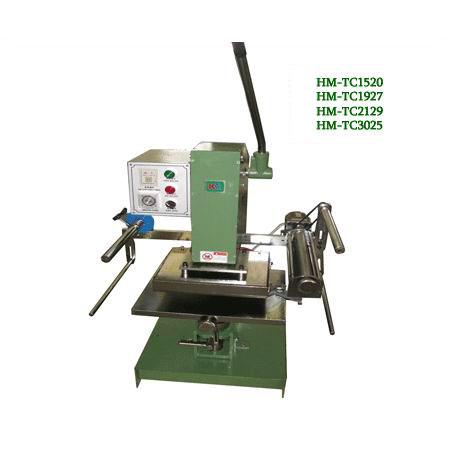 Manual hot foil stamping machine(HM-TC3025)