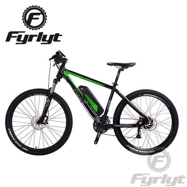350w 48v 26'' electric bicycle with rear brushless motor