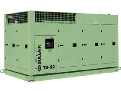 Sullair TS Seires Variable Speed Screw Compressor
