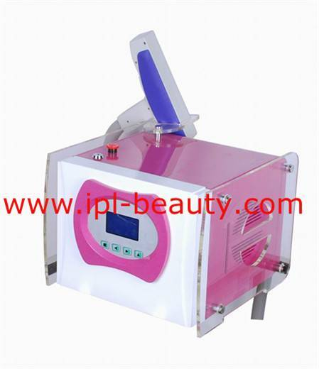 Q-switched Nd Yag laser tattoo removal machine with CE and ISO13485