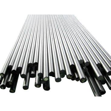 Chrome plated bars for hydraulic cylinder