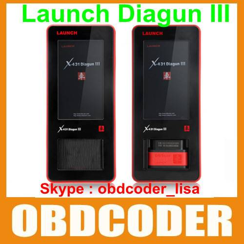 2013 Latest Version Launch X431 Diagun III Update on Official Website 100% Original Auto Diagnostic