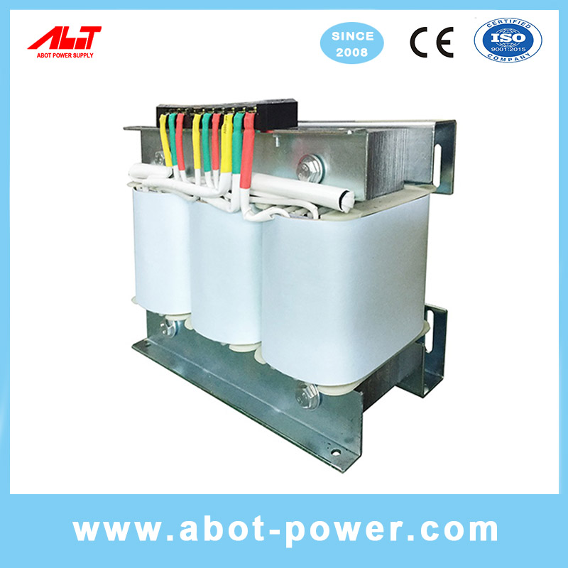 ABOT 600V 380V to 220V Three Phase Voltage Converter Transformer 80KVA