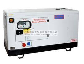 Diesel Generator Yangdong K30120 Genset Slience Type 50Hz