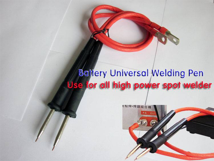 Lithium battery universal welding pen