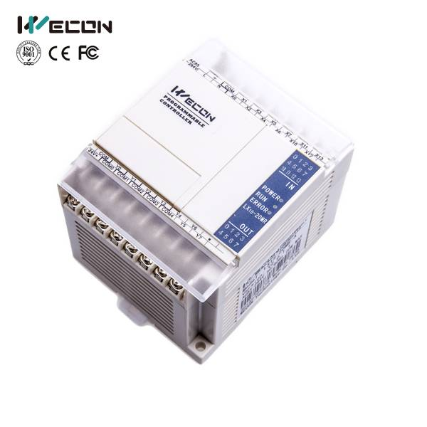 wecon LX 20 I/O plc:Cost-Effective mitsubishi plc fx2n-32mr replacement