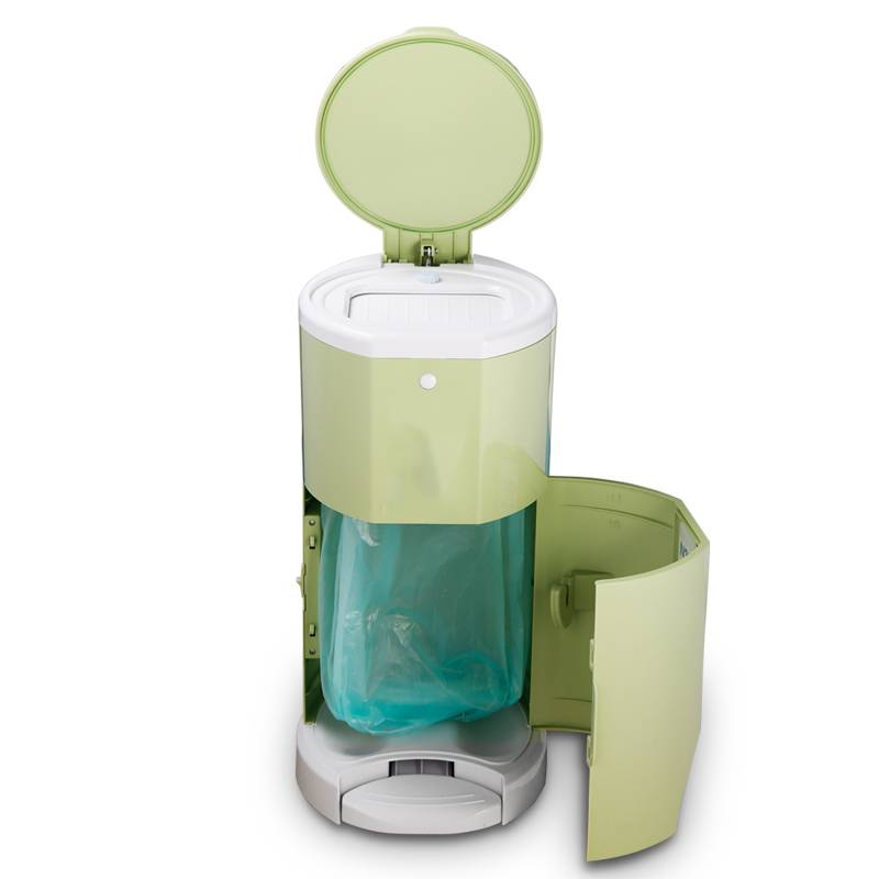 Disposal Pail, diaper pail, garbage can with refill bag