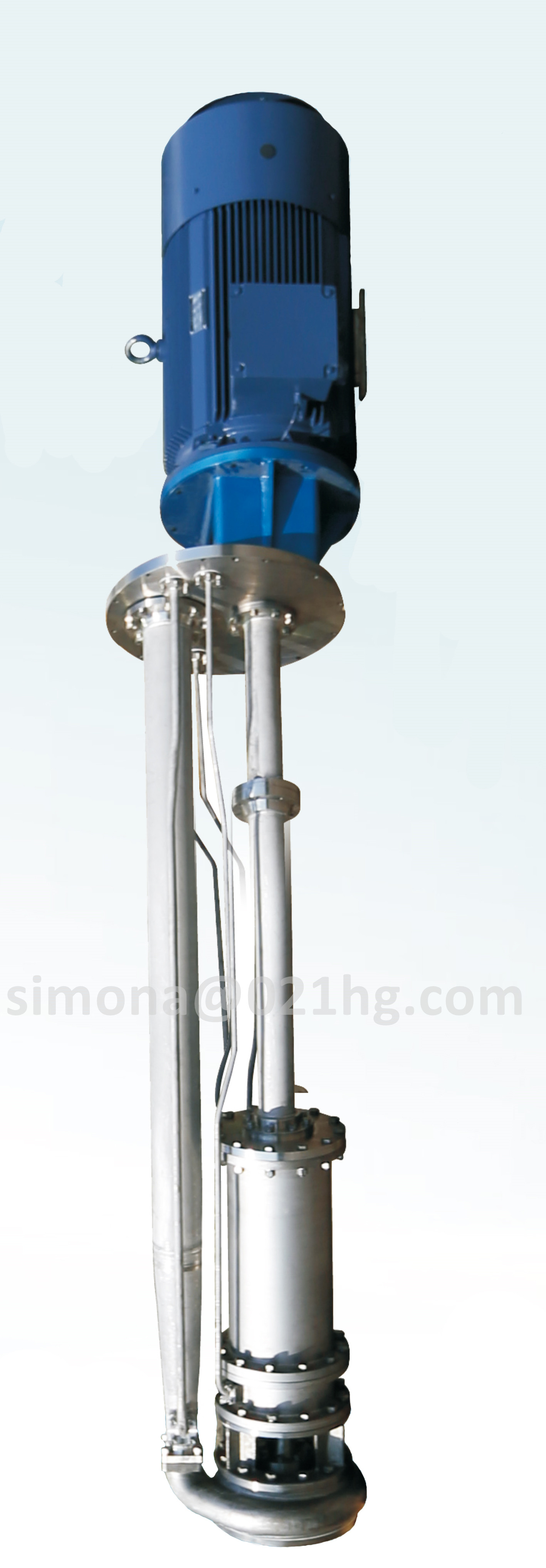 CLB Electric deep well cargo pump system