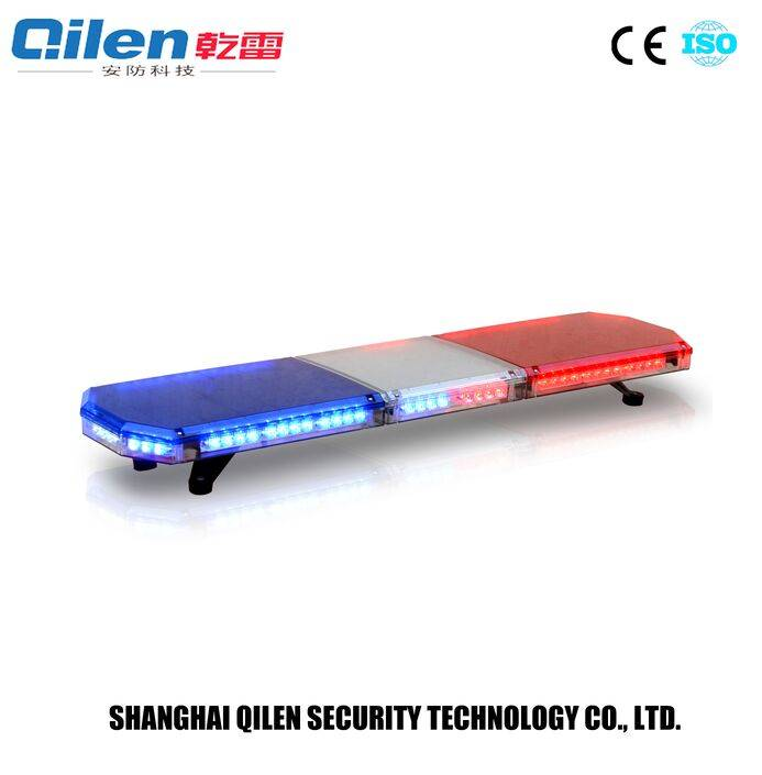 red/blue warning emergency firefighter lightbar TD-3206