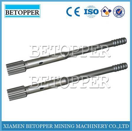 high performance mining equipment shank adaptor