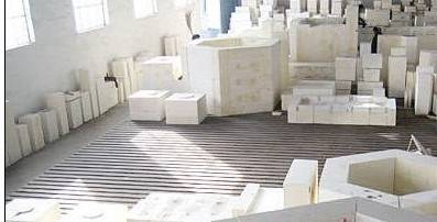 zircon corundum brick