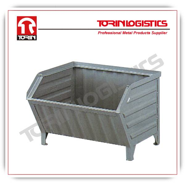 Corrugated steel container SWK5006