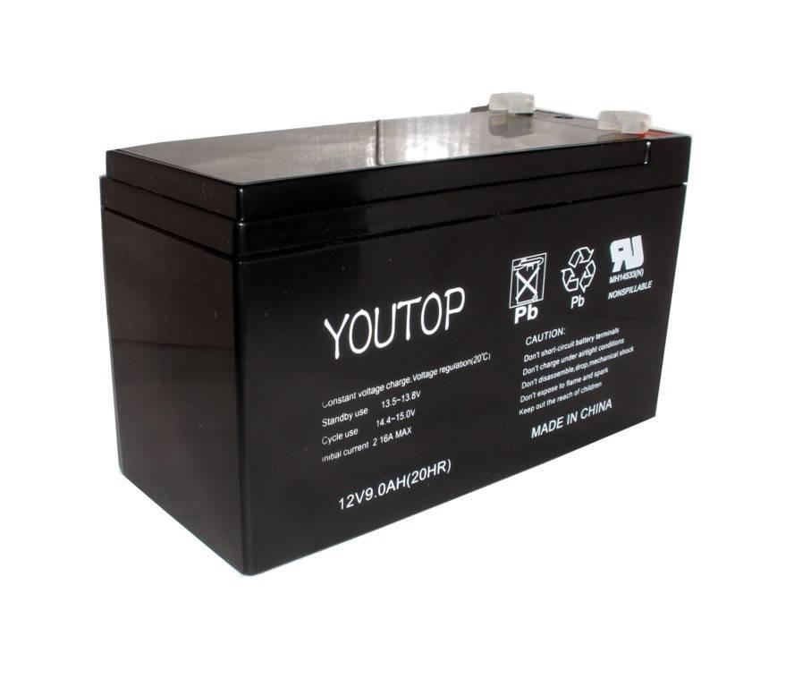 12V 9Ah VRLA battery for UPS