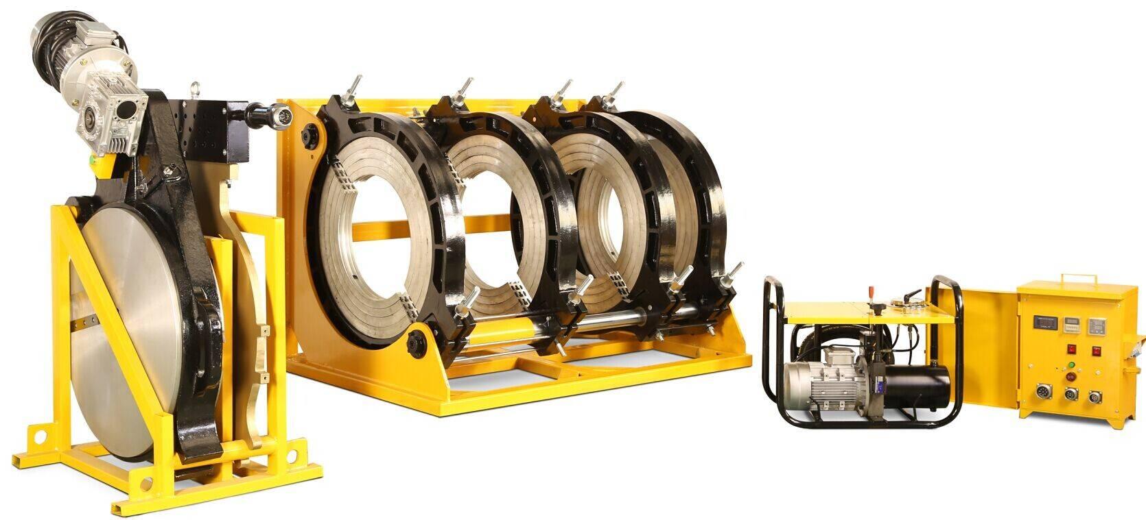 Hydraulic Butt Fusion Welding Machine Semi Automatic Welding-Basic Series