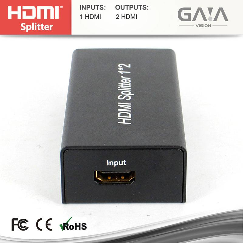 HDMI Splitter 1x2