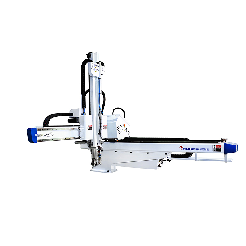 2-Axis Servo Robot Arm for Plastic Injection Molding Machine