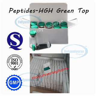 HGH Green Top 12iu/ Growth Hormone peptide /191AA