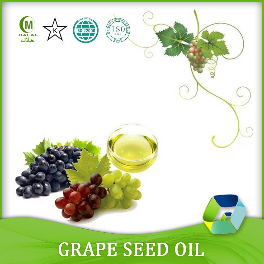 Grape Seed Oil Manufacturer