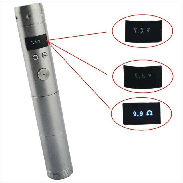 2014 Hot Electronic Cigarette Vamo V5 Mod