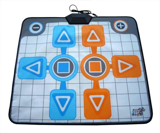 Wii/PC USB Dance Pad