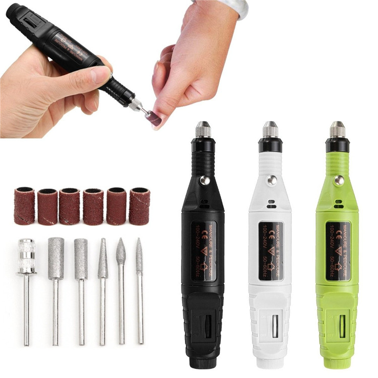 2018 Trend hot new products Nail Drill Machine Nail Drill Bits